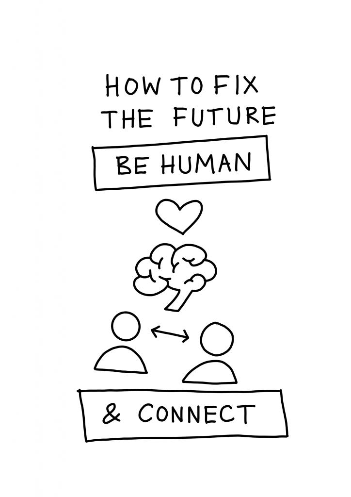 humathon how to fix the future